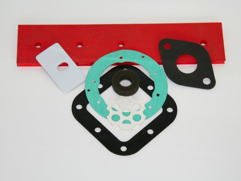 Gasket Manufacturing Process Making Rubber Gaskets
