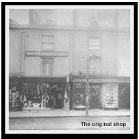 Martins Rubber, Bernard Street, Southampton